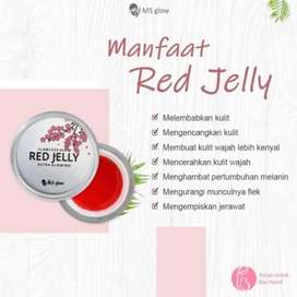 PROMO ORIGINAL MS GLOW Flawless red jelly