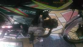 Honda 70 very good chance who will like to contact me