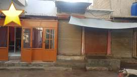 5 Shops available for sale