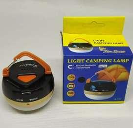Lampu Tenda Model Bakpao