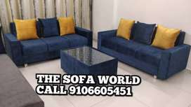 Square model Asian model sofa with table!!!