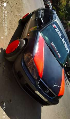 I have my Honda City in excellent condition