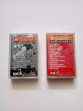 Bundel Album 10 Bintang Nusantara good condition