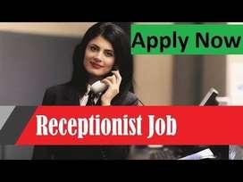 Receptionist Front Desk Jobs in Mohali Chandigarh