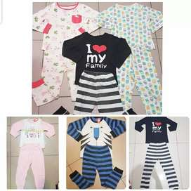 Pakaian2 Anak Size 1-5th