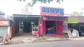 Dijual 2 kios jejer di jl. Raya mangunharjo tembalang semarang