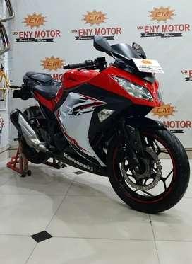 07. Istimewa mulus kawasaki Ninja 250 ABS 2013 YU.#ENY MOTOR#.