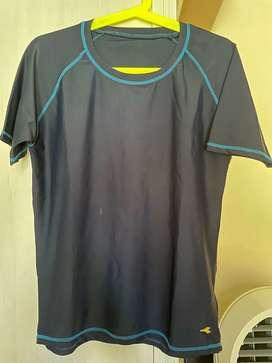 Diadora Men Swimwear / baju renang atasan pria size L
