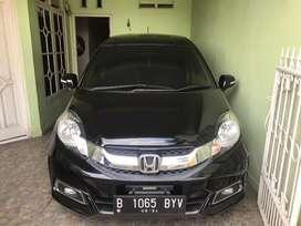 Honda Mobilio 2014 / E Prestige / AT