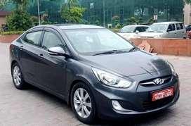 Hyundai Verna 2011-2014 1.6 CRDi EX MT, 2012, Diesel