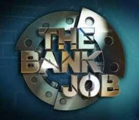 Hiring for bank jobs call us now