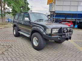 Toyota Land Cruiser VX80 M/T diesel thn 1996