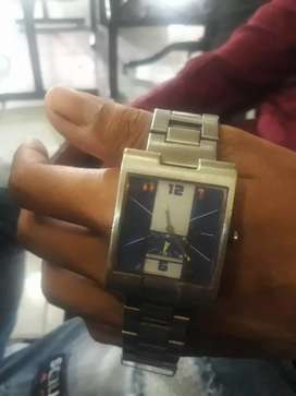 Sell Fast track titan watch Argently