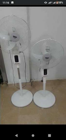 ORIGINAL SOGO RECHARGEABLE FANS