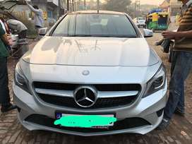 Mercedes-Benz CLA 2016 Diesel Well Maintained