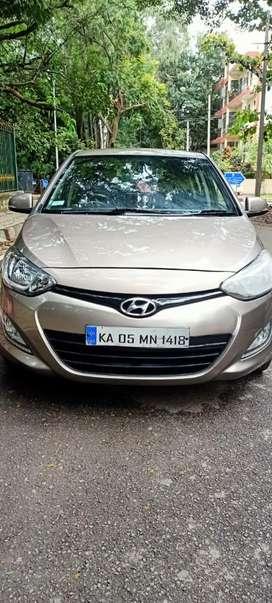 Hyundai I20 Asta 1.2 (O), 2013, Petrol
