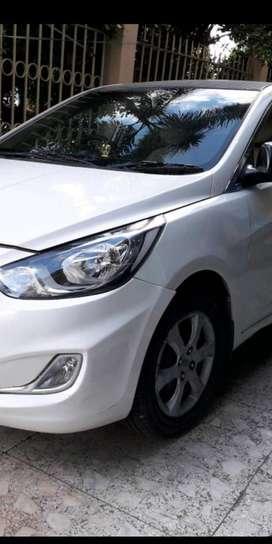 Hyundai Verna Fluidic 1.6 VTVT EX, 2014, Petrol