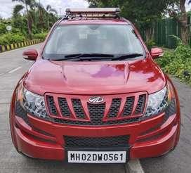 Mahindra XUV500 2011-2015 W8 2WD, 2015, Diesel