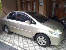 Honda City AT I-DSI th 2004 Matic