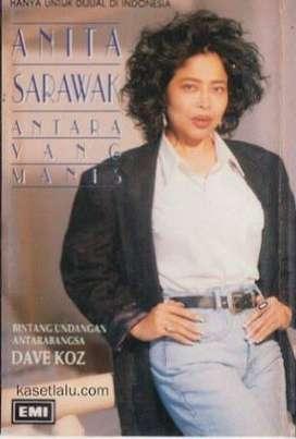 Kaset Anita Sarawak Ditandatangani