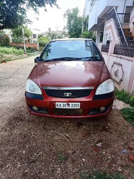 Tata Indica V2 2012 Petrol Well Maintained