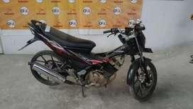 New Satria FU Tahun 2010 DK3505PN (Raharja Motor Mataram)