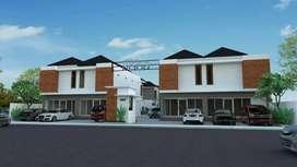 Ruko mewah sisa 2 Unit Jl. Raya LPMP Kalasan Yogyakarta
