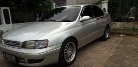 Toyota Corona absolud manual 1995 mulus