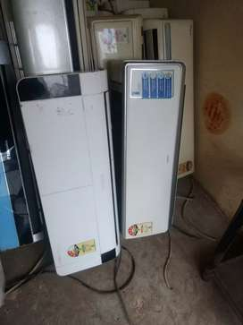 Sharp inverter ac working condition