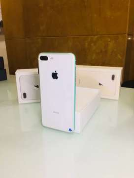 iPhone 8 plus with all. accessories