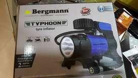Bergmann tyre inflator