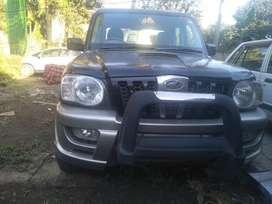 Mahindra Scorpio Getaway 2WD, 2014, Diesel