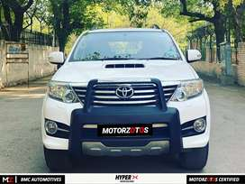 Toyota Fortuner 2015 Diesel Good Condition