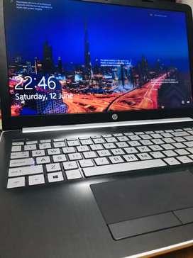 Hp CORE i7 laptop,