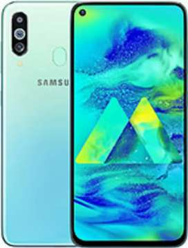 Samsung M40  Sab Sman hi original