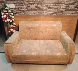 Five seater Sofa with 1 large table