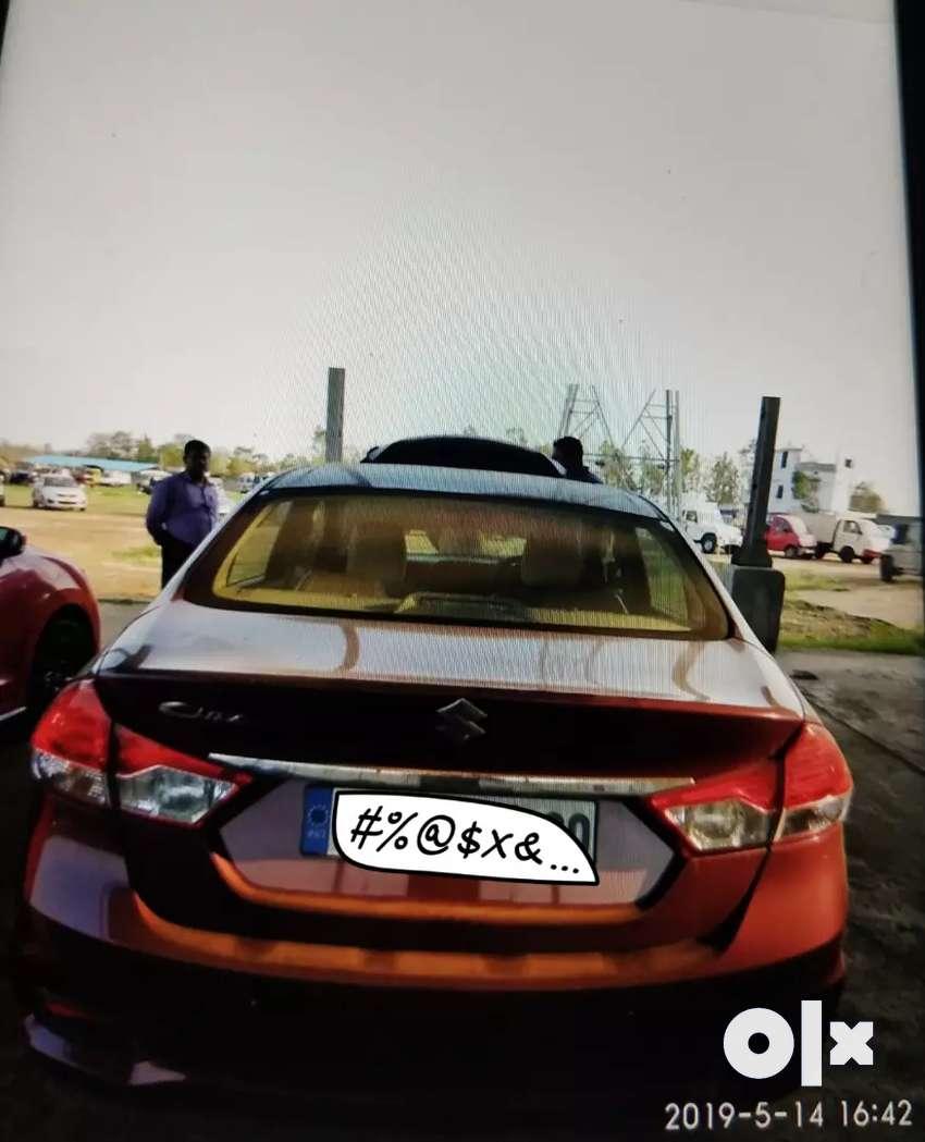 Maruti Suzuki Ciaz 2017 Petrol 9700 Km Driven 0