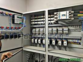 Automatic Power Factor Corrector (APFC Panel)