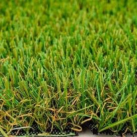 Grass matt roll