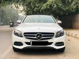 Mercedes-Benz C-Class 200 CGI Elegance, 2015, Diesel