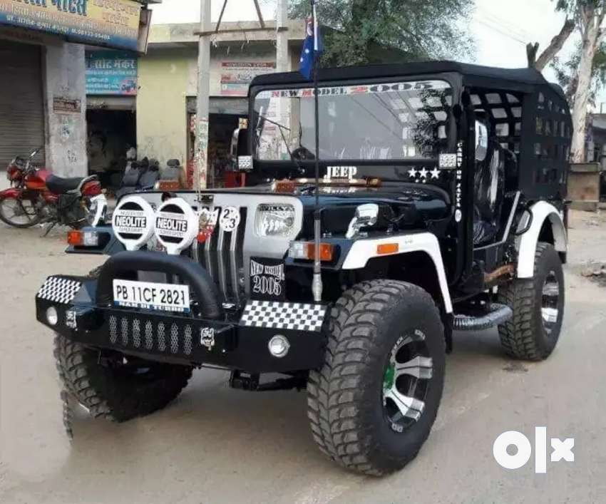 Guru Nanak All type Jeeps 0