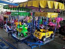 odong kereta panggung murah DCN diskon kuda genjot mainan