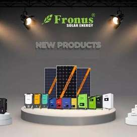 Complete Solar System, Inverters & UPS from 1 KW Onward