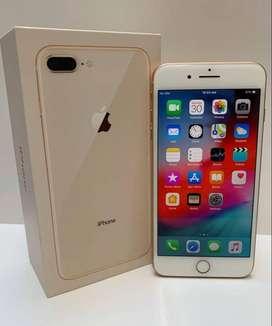 APPLE I-PHONE 8 PLUS