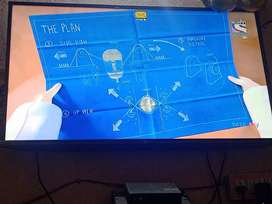 1year old 50inch 4k smart led tv  for sell