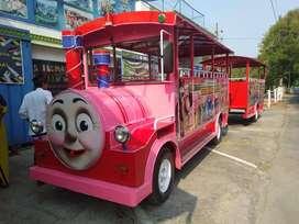 RST odong odong keretam mini wisata kreta kelinci IIW