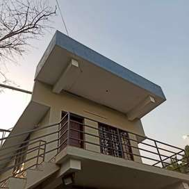 SINGLE ROOM with ATTACHED BATHROOM AND BALCONY