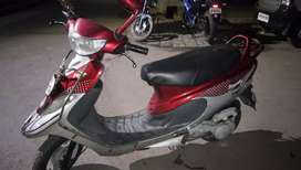 Tvs scooty pep plus in good condition