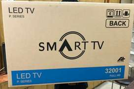 32 inch smart New led TV Wholesaler Price me with 2year warranty (COD)