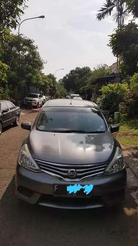 Dijual, Nissan Grand Livina 2015/2014 Milik Pribadi, Rp. 130 Jt.